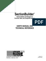 Information Manuals Brochures Section Builder Manuals Sbmanuals Sbusermanual
