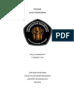 Resume- Audit Pemasaran