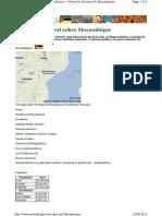 Informação Geral sobre Moçambique