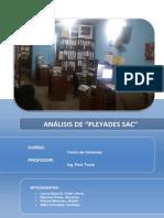 Pleyades Sac - II Trabajo