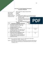 Lampiran 21Kisi-Kisi Soal TES Kemampuan Komunikasi Matematik