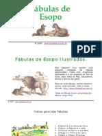 FÁBULAS DE ESOPO - VOLUME I