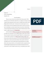 literacy narrative 1st draft