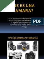 1.Tipos de Camara.