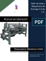 Manual de Operación - ZB - A corrigir