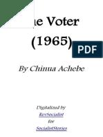 The Voter - Achebe
