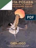 Catálogo Subasta aniversario Medusa