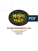 Magic Hat Environmental Scan