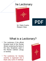 The Lectionary