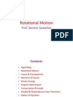 XII Physics Rotational Motion