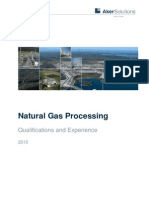 Natural Gas Processing - 2010