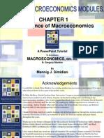 1. the Science of Macroeconomics