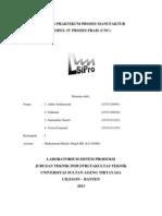 180600695 Laporan Praktikum Prosman Mesin CNC Docx