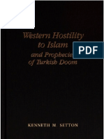 Western Hostility to Islam