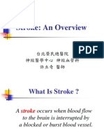 Stroke an Overview