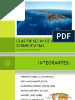 Clasificacion de Cuencas Sedimentarias