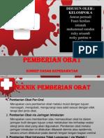 Peran Perawat Dalam Pengobatan luka