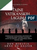 Den Bernstin - Tajne vatikanskih laguma - Info