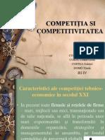 Competitia Si Competitivitatea(Final)