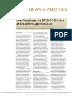 Nature Reviews Drug Discovery 12(12), 891–893 (2013)