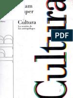 Cultura, La versión de los antropólogos -Adam Kuper