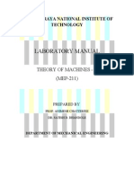 46256485 Theory of Machine Practicals
