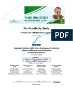 Whole Sale - Distribution Agency Business plan
