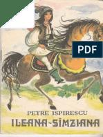 Ileana-Sâmziana de Petre Ispirescu
