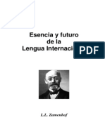 Esencia y Futuro