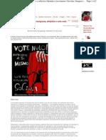 Democracia Burguesa, Eleições e Voto Nulo - Nildo Viana
