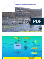 Modeling Fish Farm Operations and Impacts