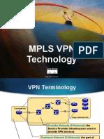 14321616 MPLS VPN Technology