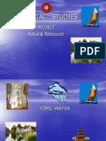 Natural Resourse-water Std v Std