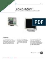 GEIT 30010US Image Evaluation Saba3000p