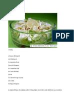 Szecsuáni kínai kel saláta (Kínai kel saláta 3.) recept