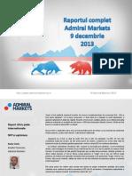 Forex-Raportul Complet Admiral Markets 9 Dec 2013