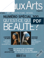 Beaux Arts Magazine - Issue 300