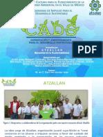 Programa de Capacitación y Adiestramiento para el Desarrollo Sustentable_Atzallan