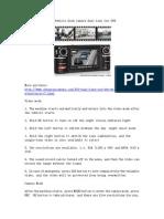F30 Vehicle Dash Camera Dual Lens Car DVR