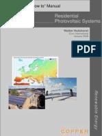 Howto Photovoltaics
