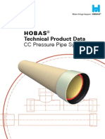 HOBAS Pressure Pipes Systems