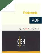 Frankenstein Slides