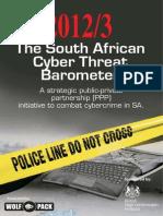 SA 2012 Cyber Threat Barometer i Africa