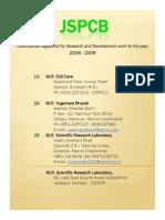 JSPCB Laboratories Registered