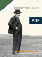 Porsche Engineering Magazine 2011/1 Jubiläumsausgabe