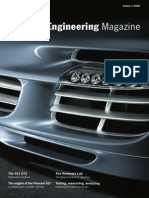 Porsche Engineering Magazine 2008/1