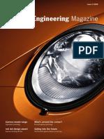 Porsche Engineering Magazine 2008/2