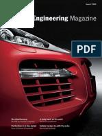 Porsche Engineering Magazine 2009/1