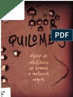 Quilombos - Espacos de Resistencia de h e m Negros