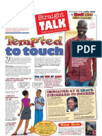 Straight Talk, July 2009